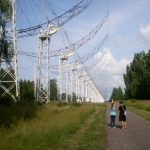 Radio Observatory at Pushchino, Russia